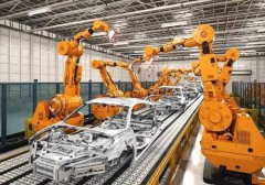 Multi axis robot promotes industrial automation production